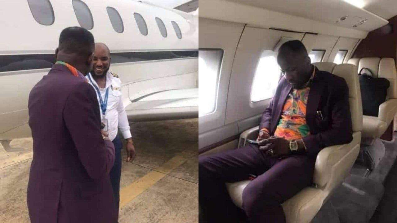 Tithe, Offering Cannot Buy Private Jet - Apostle Suleman