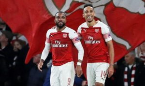 Arsenal vs Valencia Europa League semi final fixtures score and updates 1122009 300x178 - FA Cup: Seven Arsenal Players To Miss Bournemouth Clash