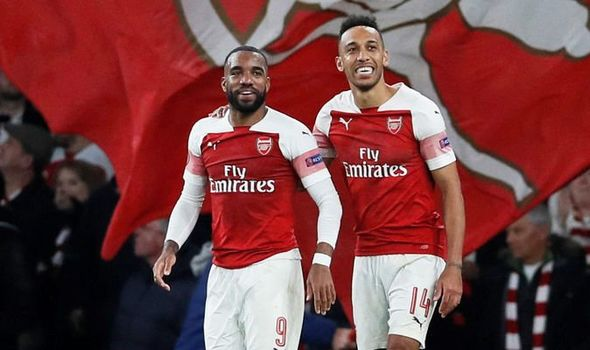 Arsenal vs Valencia Europa League semi final fixtures score and updates 1122009 - Europa League: Watch All The Goals And Highlights From Arsenal's Game Against Valencia