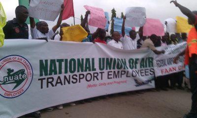 Aviation-Union-shelves-strike