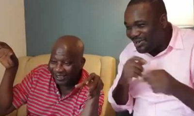 Yomi Fabiyi Gives Update On Baba Suwe's Health (Video)