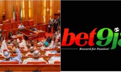 Breaking: Senate To Shutdown Bet9ja, See Why
