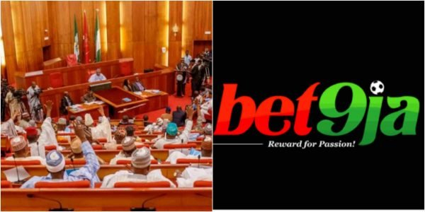 Breaking: Senate To Shutdown Bet9ja, See Why