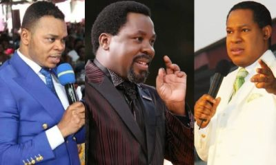 TB Joshua, Pastor Chris Are My 'Spiritual Children' Says Ghanaian Bishop