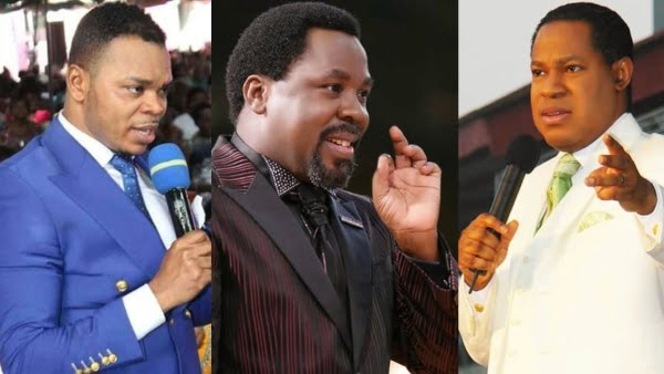 TB Joshua, Pastor Chris Are My 'Spiritual Children' Says Ghanaian