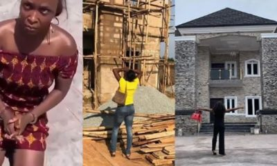 Nigerians React As Onye Eze Arrests Blessing Okoro Over House 'Theft'