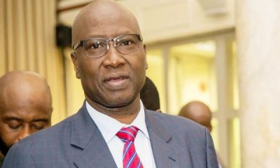 SGF Mustapha Reveals His Four Children Contracted COVID-19