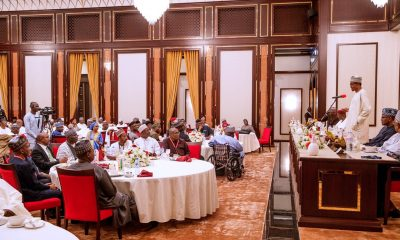 What President Buhari Told Nigerian Billionaires To Do