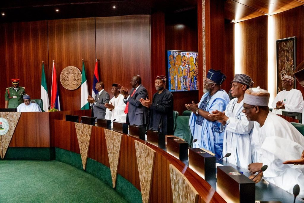 Buhari FEC 1024x683 - Buhari's Refusal To Disclose Ministerial List Raises Anxiety