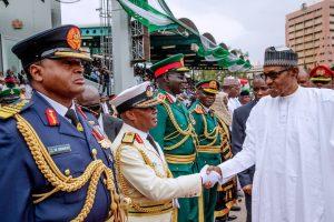 Why Buhari Is Afraid To Sack Service Chiefs - Senator Rufai Hanga