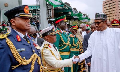 Service Chiefs Yet To Disappoint Buhari, Nigerians – Buratai