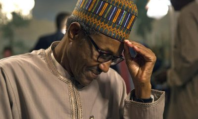 I'm Suffering From Cold Because Of Hard Work - Buhari