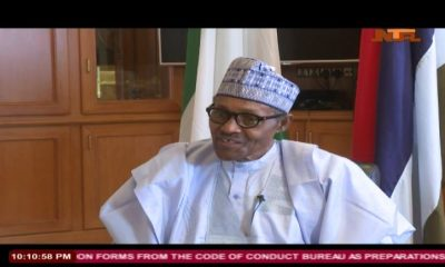 Special Interview: Buhari Sends 'Strong Message' To Nigerians Calling Him 'Baba Go Slow'