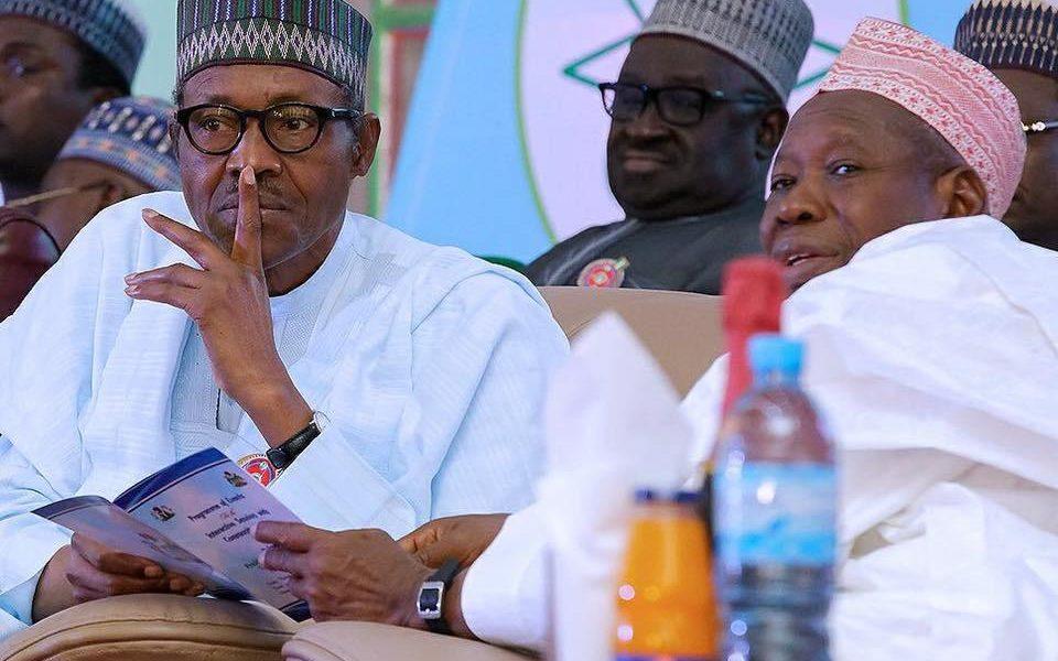 Buhari and Ganduje 960x600 - Elders Warn Buhari, Ganduje Over Appointment Of New Emirs