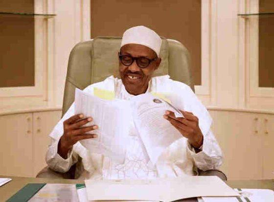 Buhari congratulates D'Tigers
