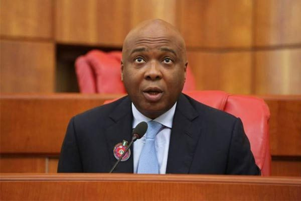Saraki reacts to emergence of new NASS leaders