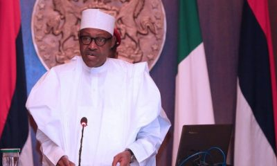 Nigeria At 59: Buhari's Independence Day speech (Full Text)