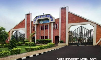 Breaking: Police, Students Clash At Caleb University (Video)