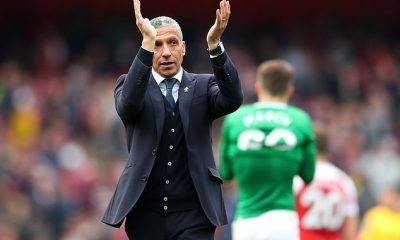 Chris Hughton speaks on his departure from Brighton