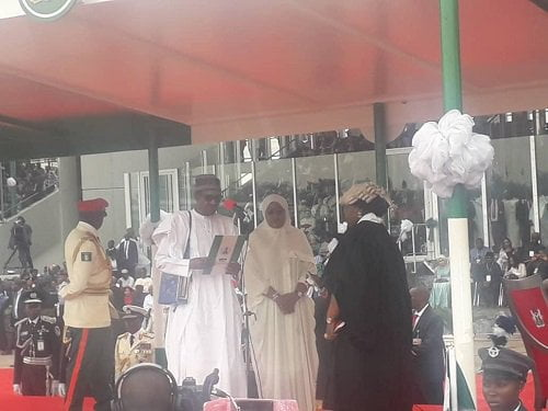 D7ua jBWkAIVgLX 1 - Videos/Photos Of 2019 Presidential Inauguration
