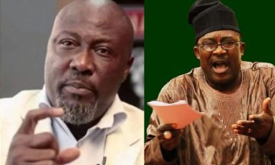 Smart Adeyemi Gets Dino Melaye's Appointment As Senate Goes On Christmas, New Year Break