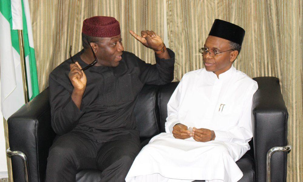 EL RUFAI AND FAYEMI 1000x600 - El-Rufai, Fayemi Jostle For Nigeria Governors Forum Chairman
