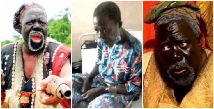 Fadeyi - I Don't Want People To Cry On My grave- Popular Nollywood Actor Cries For Help
