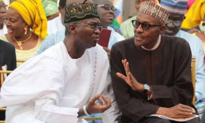 Fashola Reportedly Missing From Buhari's List Of New Ministers