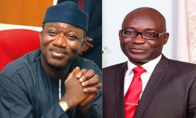 Fayemi Floors Eleka At Supreme Court