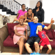 Daddy Freeze celebrates 43rd birthday with lovely family