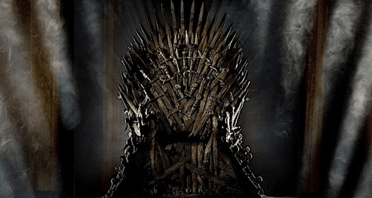 GOT - Game Of Thrones: Russia Seize 'Iron Throne'