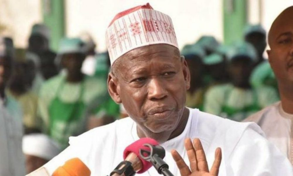 Ganduje Finally Breaks Silence On Dollar Videos, Vows To Deal With Those Behind Them