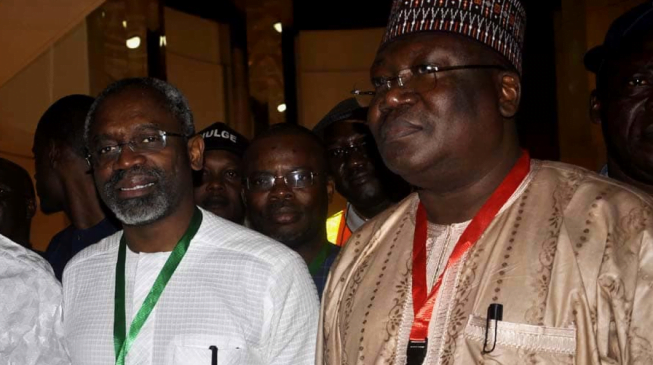 Gbaja Lawan 653x365 - APC Insists On Lawan, Gbajabiamila As PDP Plots Counter