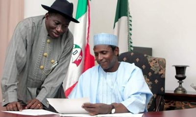 9th Anniversary: What Jonathan Said About Yar'Adua