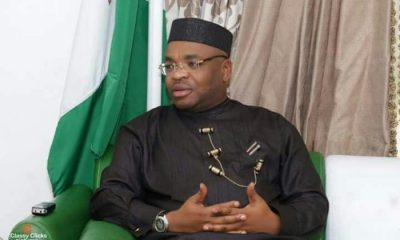 Tribunal Delivers Final Judgment On Gov. Udom Emmanuel's Election