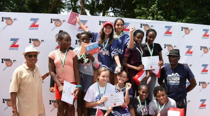Grange school wins Zenith Bank swimming competition - Zenith Bank Ikoyi Club Inter School Swimming Concluded