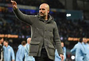 Guardiola 300x205 - There Is No Fun In Football Now, Says Guardiola