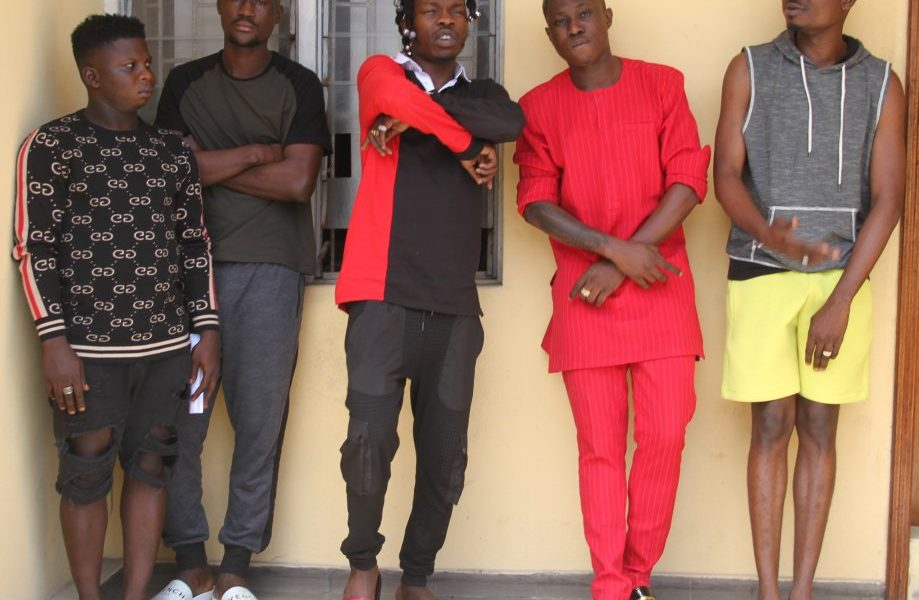 IMG 0779 919x600 - See Photos Of Naira Marley, Zlatan Ibile As EFCC Explains Reason For Arrest