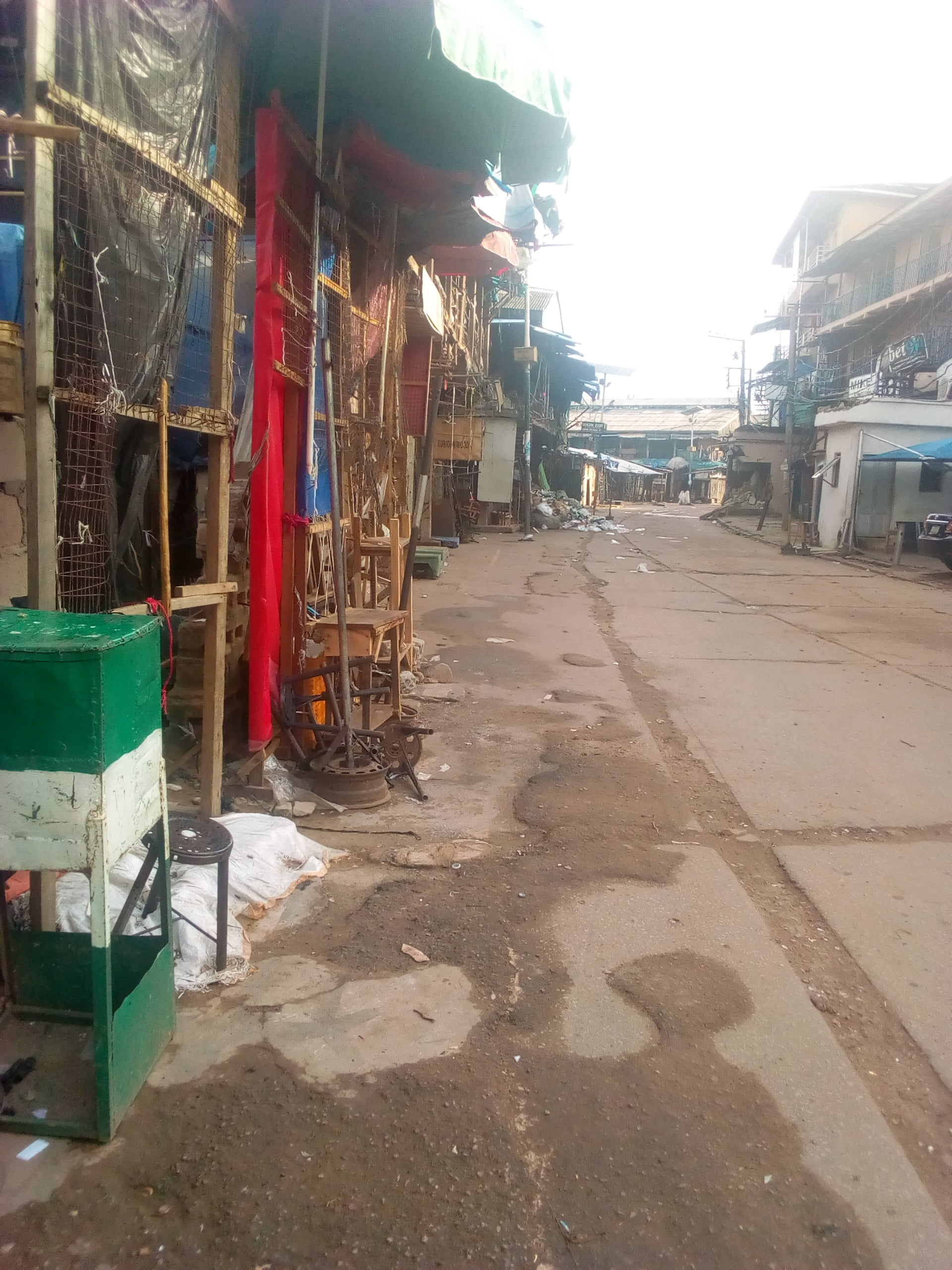 IMG 20190530 080524 - Biafra: See What Onitsha, Other Cities Look Like As IPOB Observes Sit-At-Home (Photos)