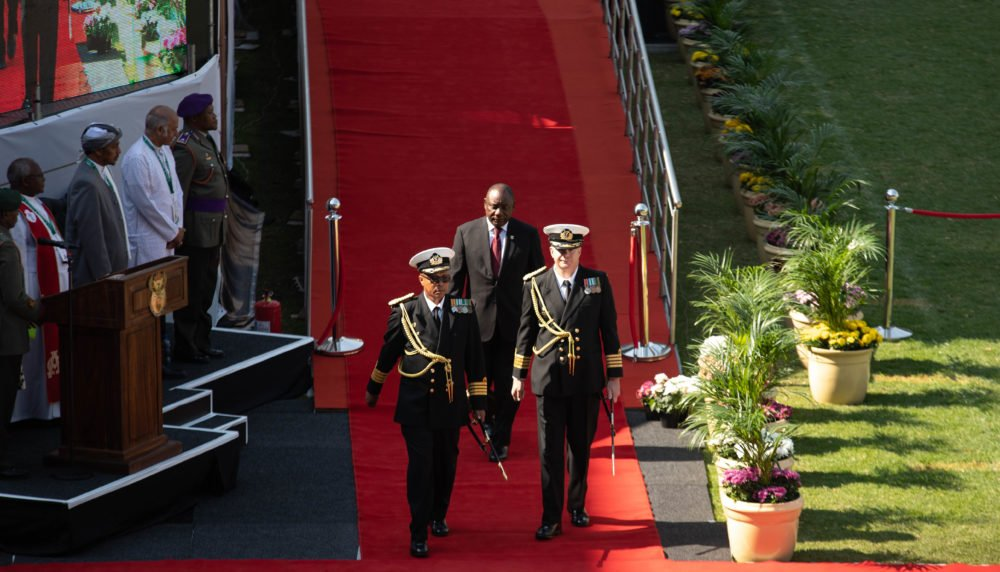IMG 5396 e1558803951276 1000x572 - Photos From Cyril Ramaphosa's Presidential Inauguration As Fifth President Of South Africa