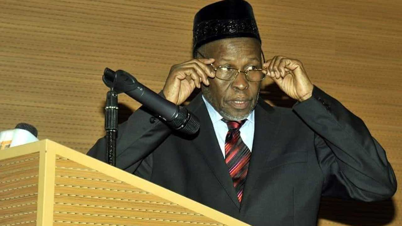 See CJN Tanko Muhammad's University Degree