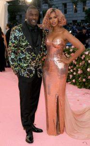 Idris Elba and Sabrina Dhowre Neilson BarnardGetty Images 186x300 - Idris Elba Debunks Rumour About Welcoming A Baby Boy