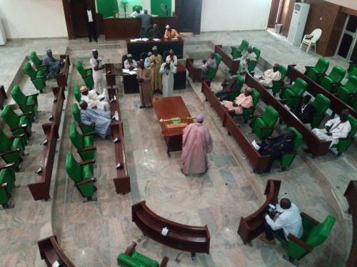 Jigawa state house of assembly - Jigawa Impeachment: Lawmakers Elect New Leaders