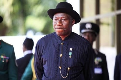 Just In: Jonathan Denies 'Hate-filled' Comments On Biafra