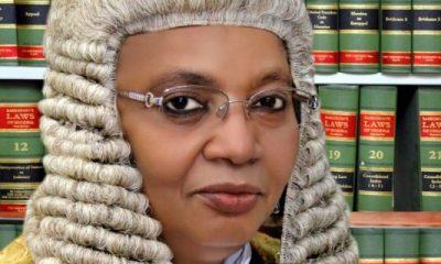 Breaking: Justice Bulkachuwa Withdraws From Presidential Election Tribunal