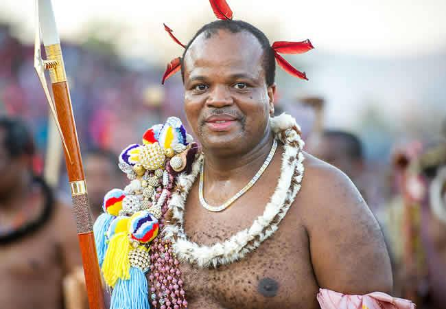 Swaziland King Orders Men To Marry Five Wives Or Face Jail