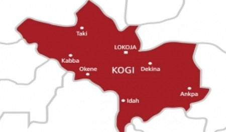 Kogi map - Party Chairman, Governorship Candidate Resign Ahead Of Kogi Governorship Election