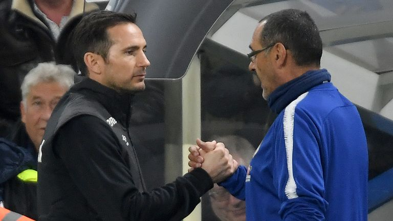 Chelsea To Sack Sarri, Replace Him With Frank Lampard