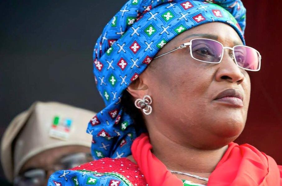 Mama Taraba 907x600 - Mama Taraba Undergoes Surgery (VIDEO)