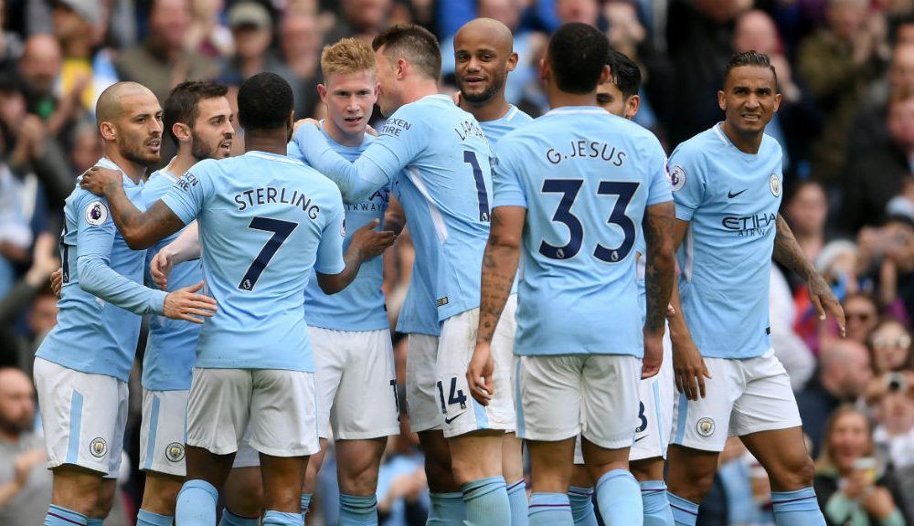 Manchester City squad 1000x576 - EPL: Will Prophet Temitope's Prophecy On Manchester City Come To Pass?